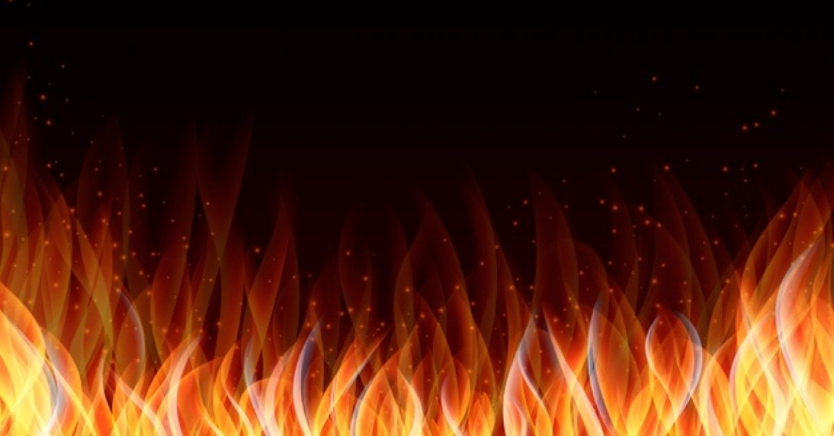 abstract-realistic-flames-frame-background_23-2148322991