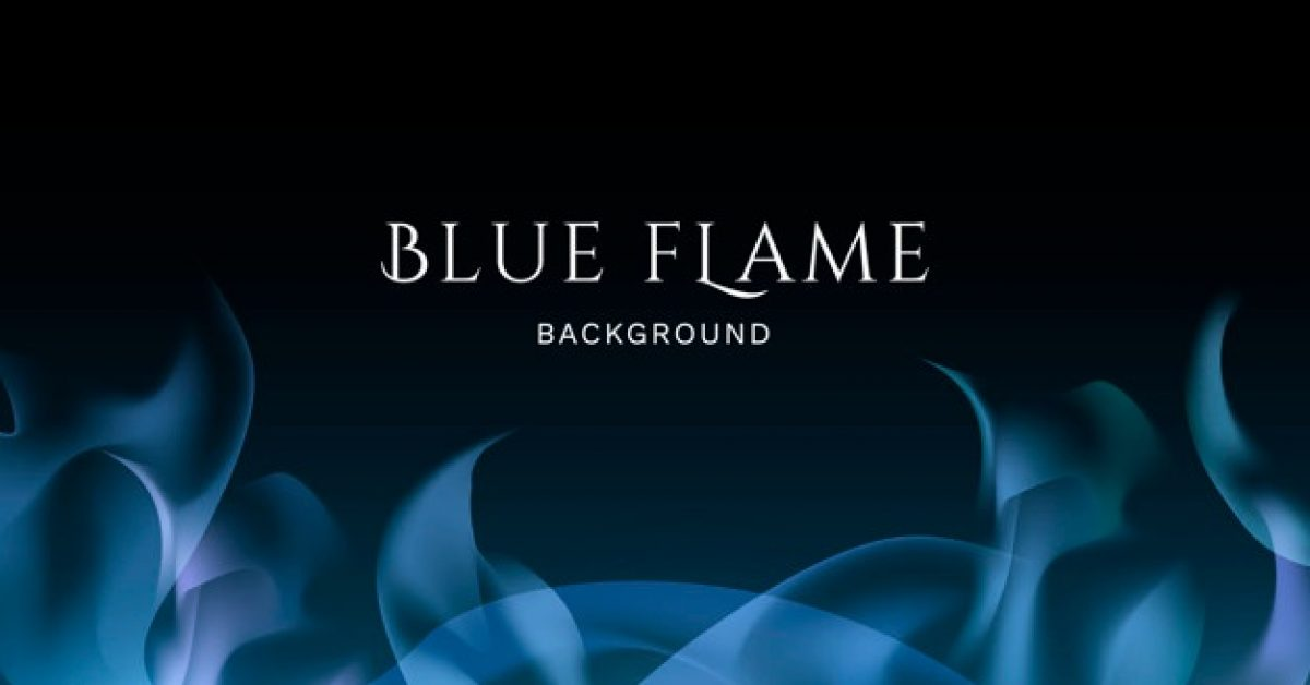 blue-flame-background_53876-90513