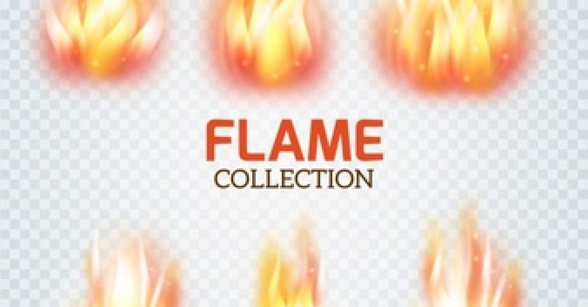 collection-flame-brushes_23-2147608195