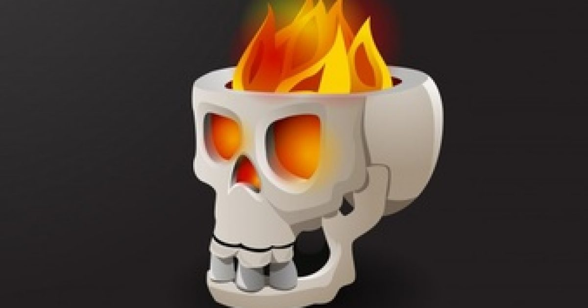 fire-burning-skull-vector-illustration_1262-4501