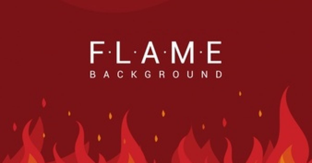 flat-background-with-flames-wavy-shapes_23-2147612695
