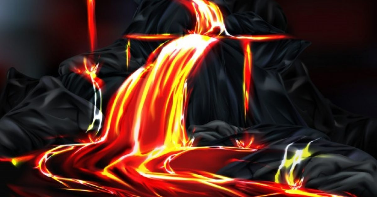 river-fountains-hot-lava-flowing-from-mountain-rocks-during-volcano-eruption_33099-834
