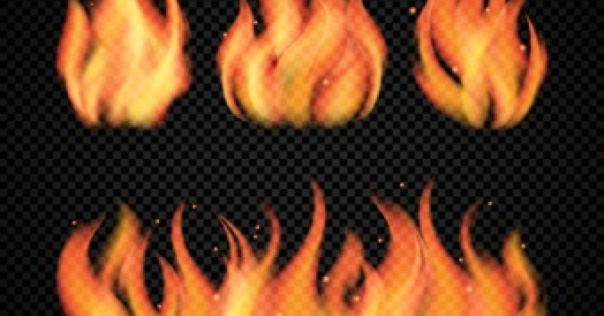several-bright-flames-fire_23-2147610626
