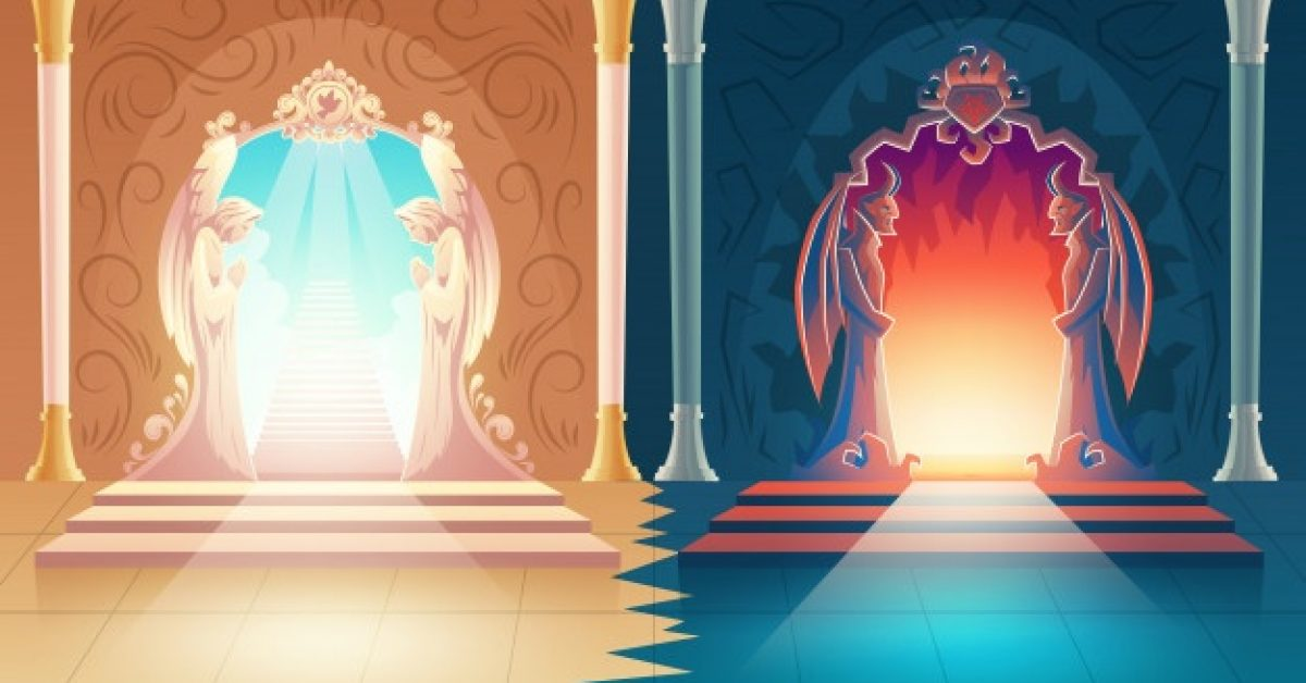 vector-illustration-with-heaven-hell-gates_1441-2905